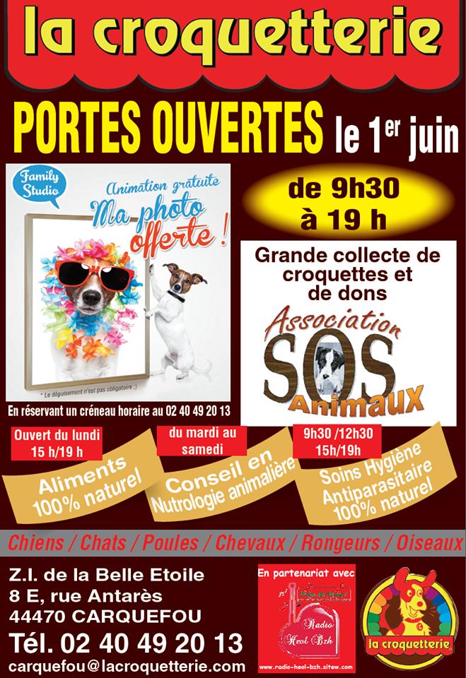 SOS Animaux à la Croquetterie de Carquefou sos-animaux-croquetterie